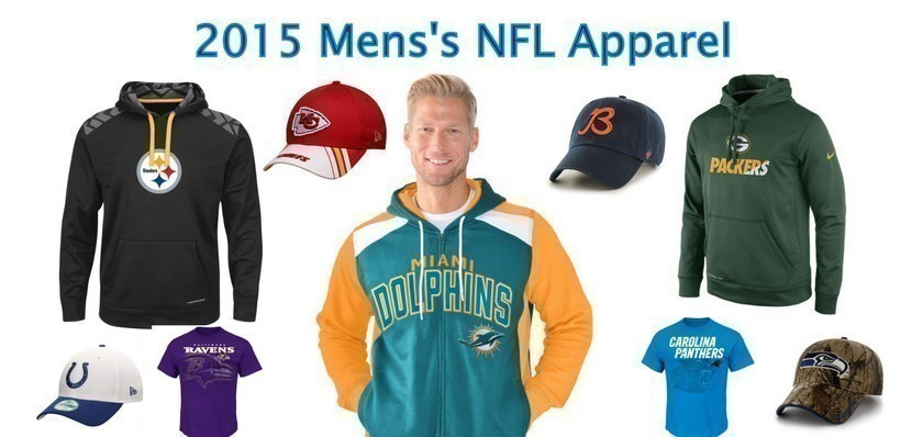 The 2015 NFL football season is here.  Get the latest men's apparel at Bleacher Bums and bleacherbumsonline.com now.  We carry the latest sideline hats, jackets, and sweats.  Bleacher bums carries Nike game and limited NFL Player jersey's, dri fit nike shirts, sideline knit hats.  Bleacher Bums offers free shipping on all orders over $100.