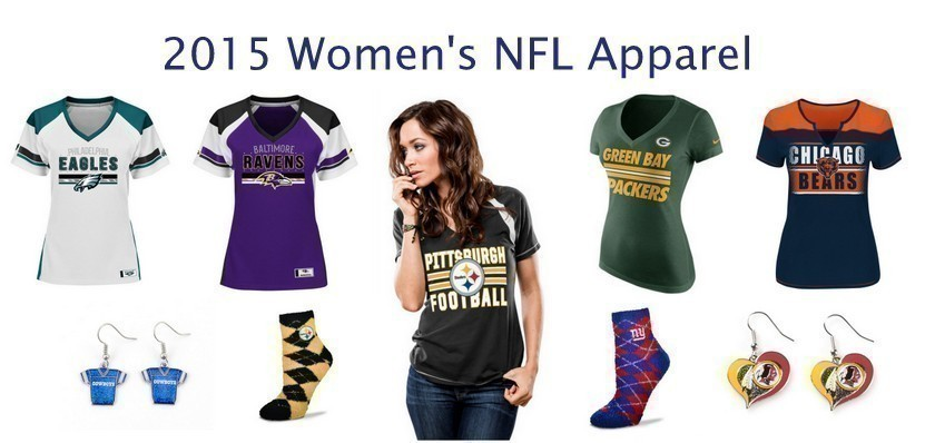 The 2015 NFL football season is here.  Get the latest women's apparel at Bleacher Bums and bleacherbumsonline.com now.  We carry the latest sideline hats, jackets, and sweats.  Bleacher bums carries Nike game NFL Player jersey's, dri fit nike shirts, sideline knit hats.  Bleacher bums carries touch by alyssa milano.  Bleacher Bums offers free shipping on all orders over $100.