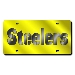 Steelers gold wordmark