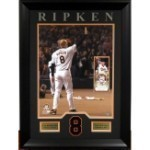 Cal Ripken Jr. Framed Deluxe 16x20 Photo Thumbnail