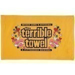#1 Mom Terrible Towel Thumbnail