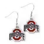 NCAA Logo Hook Earrings Thumbnail