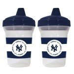 MLB 2 Pack Spill Proof Sippy Cups Thumbnail