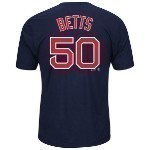 MLB Youth Name and Number Tee Thumbnail