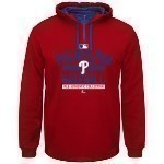 MLB Therma Base Colorblock Hoodie Thumbnail