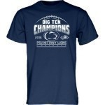 Penn State Big 10 Champs  Tee Thumbnail