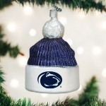 NCAA Glass Beanie Ornament Thumbnail