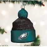 NFL Glass Beanie Ornament Thumbnail