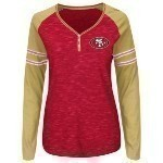NFL Women's Lead Play Long Sleeve Top Thumbnail