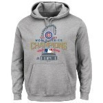 Chicago Cubs 2016 World Series Locker Hood Thumbnail
