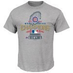 Chicago Cubs 2016 World Series Locker Tee Thumbnail