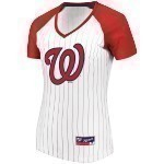 MLB Women's Every Aspect V-Neck Tee Thumbnail