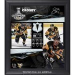 Penguins Framed Player w/ Puck Thumbnail