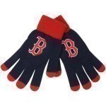 MLB Knit Gloves Thumbnail