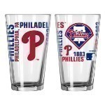 MLB 16oz. Spirit Pint Glass Thumbnail
