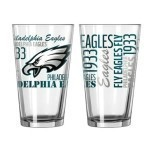 NFL 16oz. Spirit Pint Glass Thumbnail