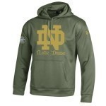 Notre Dame Shamrock Series ArmourHood Thumbnail
