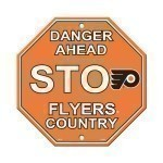 NHL Plastic Stop Sign Thumbnail