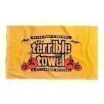 Halloween Terrible Towel Thumbnail