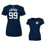 MLB Wos. Name/Number Tee Thumbnail