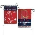 Red Sox World Series Champs Garden Flag Thumbnail