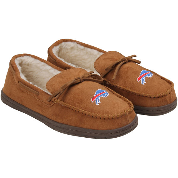 a7436299eee NFL Moccasin Slippers