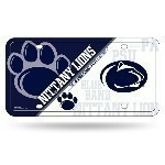 NCAA Metal License Plate Thumbnail