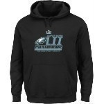 Eagles Super Bowl 52 Champs Black Hood Thumbnail