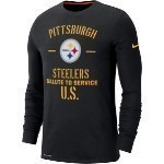 NFL 2019 Salute To Service  Long Sleeve Tee Thumbnail