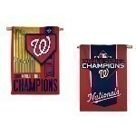 Nationals World Series Champs Banner Thumbnail
