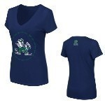 NCAA Women's Parma V-Neck Tee Thumbnail