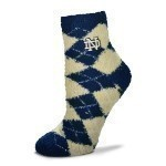 NCAA Argyle Sleepsoft Sock Thumbnail