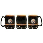 NFL Barrel Coffee Mug Thumbnail