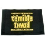 Black Terrible Towel Thumbnail