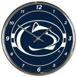 NCAA Chrome Clock Thumbnail
