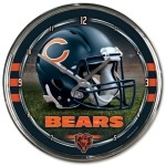 NFL Chrome Clock Thumbnail