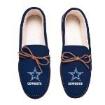 NFL Moccasin Slippers Thumbnail