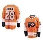 NHL Team Color Player Jersey Thumbnail