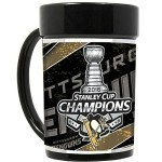 Penguins Stanley Cup Champs Coffee Mug Thumbnail