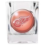 NHL Square Shotglass Thumbnail