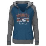 NFL Women's Buttonhook Hoody Thumbnail