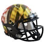Maryland Pride Mini Helmet Thumbnail