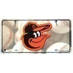 MLB Metal License Plate Thumbnail
