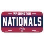 MLB License Plate Thumbnail