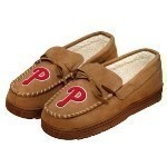 MLB Moccasin Slippers Thumbnail