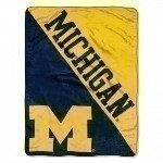 NCAA Micro Plush Throw Blanket Thumbnail