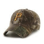 MLB Realtree Camo Clean Up Hat Thumbnail