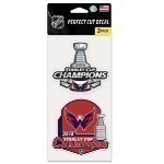 Capitals Stanley Cup Champs 4X8 Decals Thumbnail
