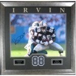 Michael Irvin 16 x 20 Autographed Photo Thumbnail