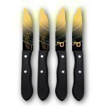 MLB Steak Knives 4 piece set Thumbnail